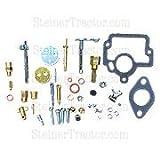 Comprehensive (Premium) carburetor repair kit fits Fits all Farmall H, I4, O4 & W4 series except supers