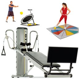 Amazon.com : Total Gym GTS : Home Gyms : Sports & Outdoors