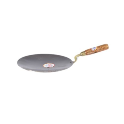 - Noor 12-Inch Concave Iron Tawa Griddle