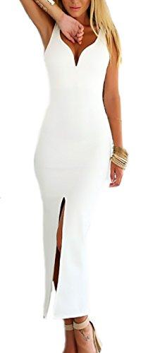 Robe Longue Style Clubwear