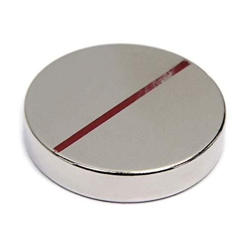 Cms Columns - Super Strong Disc Magnet Grade N52 1.26