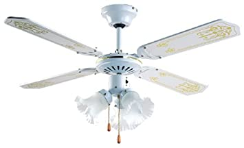 Micromark 30006 52 new savannah ceiling fan amazon micromark 30006 52quot new savannah ceiling fan mozeypictures Choice Image