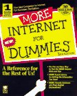 More Internet for Dummies, John R. Levine, 0764501356