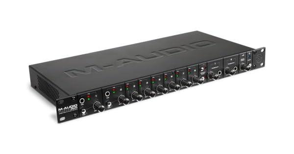 Amazon.com: M-Audio profire 2626 26-in/26-out FireWire ...