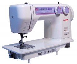 (Janome Treadle Powered Sewing Machine 712T)