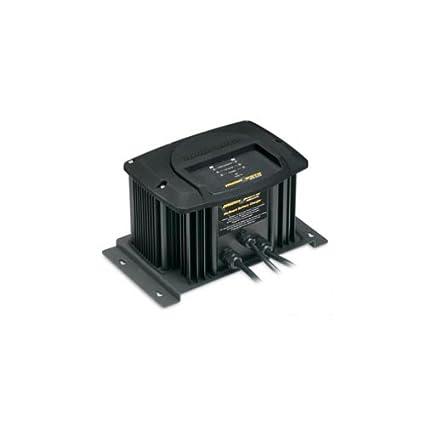 Amazon.com: Minnkota a bordo cargador de batería 2 Banco x ...