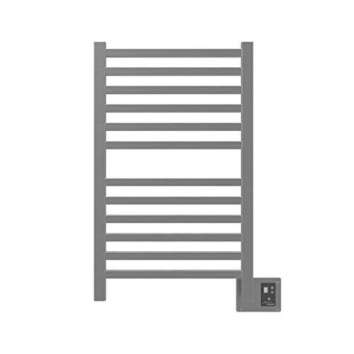 (Amba Q 2033 B Quadro 20-1/2-Inch x 33-Inch Towel Warmer, Brushed)