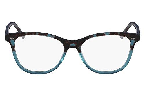 Óculos De Grau Ck Ck5990 426/53 Tartaruga Azul