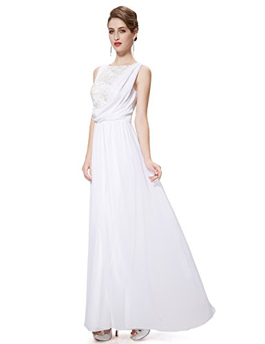 HE08331WH06,White,4US,Ever Pretty Cheap Wedding Dresses 08331