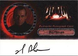 Destiny the Movie Richard Brake Autograph Card