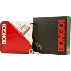 BONGO by Iconix EDT SPRAY 3.4 OZ (Package Of (Bongo Package)