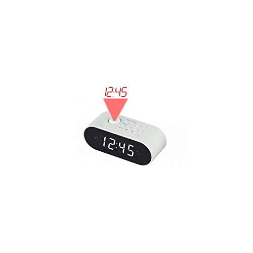 Denver 15230250 Clockradio CRP-717 wit