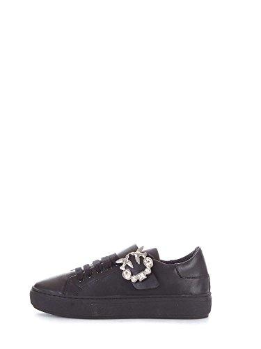 PINKO 1P215X-Y4L4 Sneaker Frau Schwarz