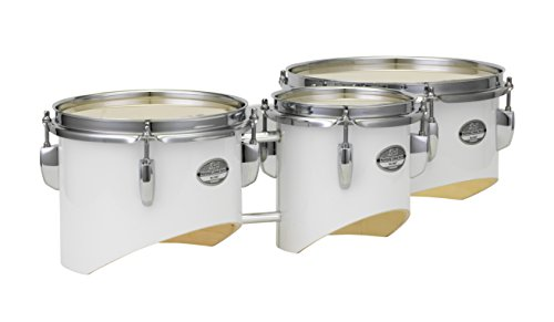 Pearl MJT680/CXN33 Junior Marching Trio Set 6''x6.5'', 8''x6.5'', 10''x6.5'' and Carrier by Pearl (Image #3)