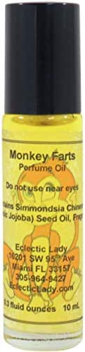 Monkey Farts Perfume Oil, Small