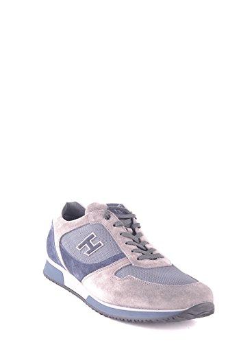 Hogan Zapatillas Para Hombre Azul y Gris It - Marke Größe