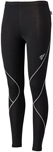 Fila (Fila) [Number] 445 – 407 Fitness Sports Gym Women's Long Tights (Leggings)
