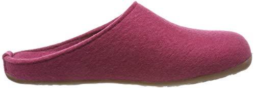 Everest Pantuflas Para Fundus 34 fuchsia Mujer Haflinger Rosa qTzAxw5