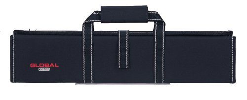 Global G-667/11 - Knife Case with Handle and 11 Pockets by Global