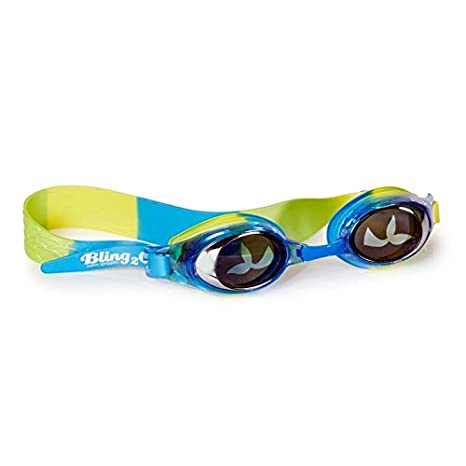 b824a9f062c7 Amazon.com   Swimming Goggles for Kids by Bling2O - Anti Fog
