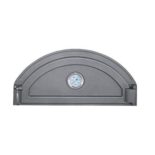 Sellon - Arco de Hierro Fundido para Puerta de Horno de Pizza ...