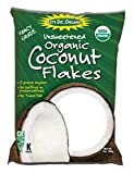 Lets Do Organics: Organic Coconut Flakes, 7 oz (3 pack)