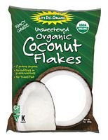 organic flaked coconut - 2