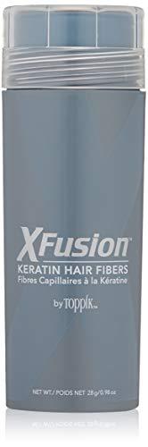 X-Fusion Keratin Hair Fibers for Unisex, Auburn,...