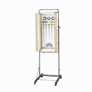 【メディカルブック】視力表照明装置〔移動台付〕(SN-301)   B0069DDYA0
