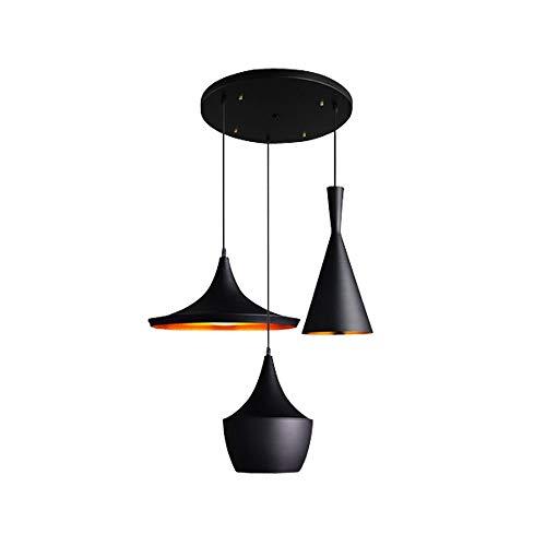 Yuany Comedor Retro Luminaria Colgante Diseño Vintage Iluminación ...