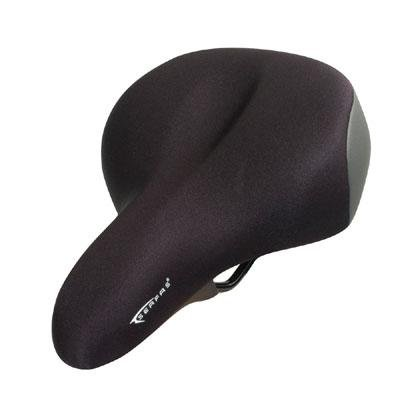 Serfas Tailbones Comfort Saddle with Cut Out