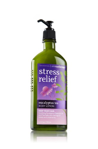 Bath & Body Works Aromatherapy Stress Relief Eucalyptus Tea