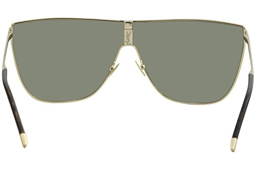 Gafas GOLD de unisex 1 Laurent Sol GREEN MASK Saint SL r0rpqPwaB