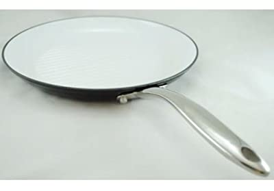 Light Weight Grill Pan 12 inch in Black