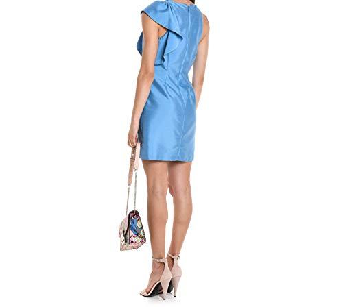 Merci Poliestere Vestito Donna A440pisc Azzurro rFrwqC