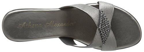 Peltro Carra Elastica Alexander Donne Zeppa Athena Opq50