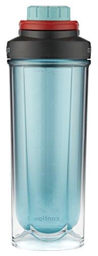 Contigo Shake & Go Fit Double-Wall Twist Lid Shaker Bottle,