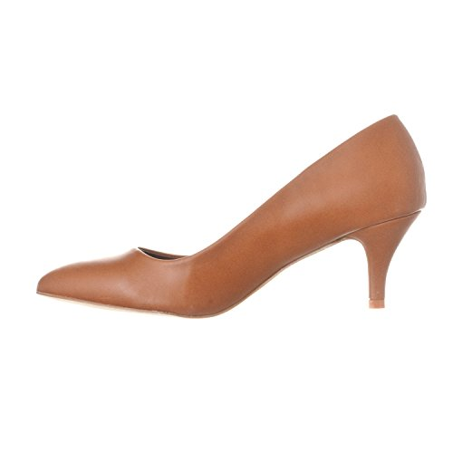 brown Riverberry Pointed Womens Toe Katy pu Pumps Classic 6YzYrwx7q