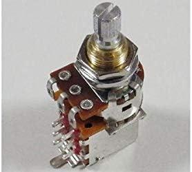 【国内正規品】 MONTREUX モントルー プッシュ/プルスイッチ付コントロールポット EXC Basic - Bourns push-pull pot A500K inch - [5110]