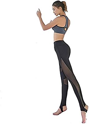 PengShi Pantalones de Yoga for Mujer Pantalones de chándal ...