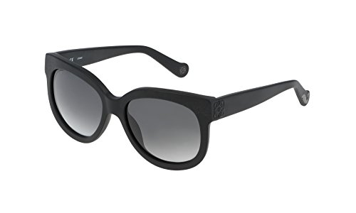 para Black Gafas Mujer 55 Sol Loewe Matte de SLW886M550703 0OAwIacqR