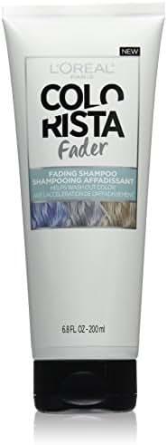 Shampoo & Conditioner: L'Oreal Paris Colorista