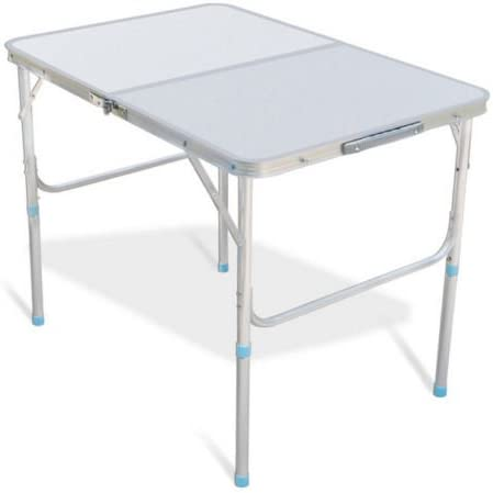 4 Best Choice Products Folding Table Portable Plastic Indoor Outdoor Picnic Party Dining Camp Tables
