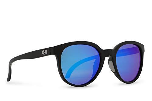 - Rheos Wyecreeks Round Floating Polarized Sunglasses | 100% UV Protection | Floatable Shades | Ideal for Fishing and Boating | Anti-Glare | Unisex | Gunmetal | Marine