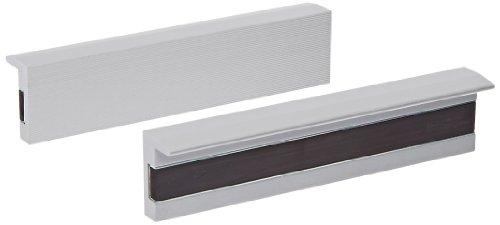 Yost Vises MA-350 5 Magnetic Aluminum Vise Jaw Caps (1 Pair) (Jaw Cap Magnetic)