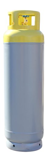 Flame King YSNR239 Refrigerant Recovery Cylinder Tank