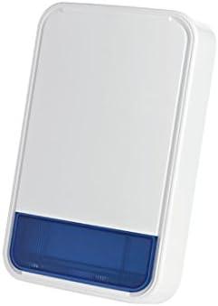 Visonic SR-740 PG2 Sirena exterior con flash PowerG