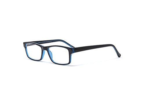 SightLine 6005 Multifocal Reading Glasses Progressive Magnification Lenses With Anti-Glare Coating; Frame Size: - Curved Glasses Lenses