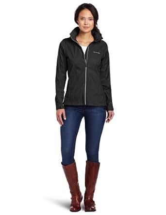 Columbia Women's Plus-size Switchback Ii Jacket Outerwear, -black, 1X