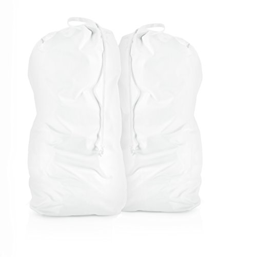 Ubbi Twin Pack Cloth Diaper Pail Liner, White by Ubbi (Image #2)